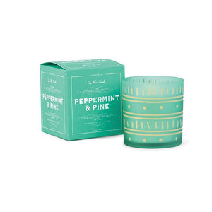 Peppermint & Pine Candle
