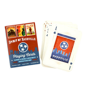Nashville Playing Card Deck