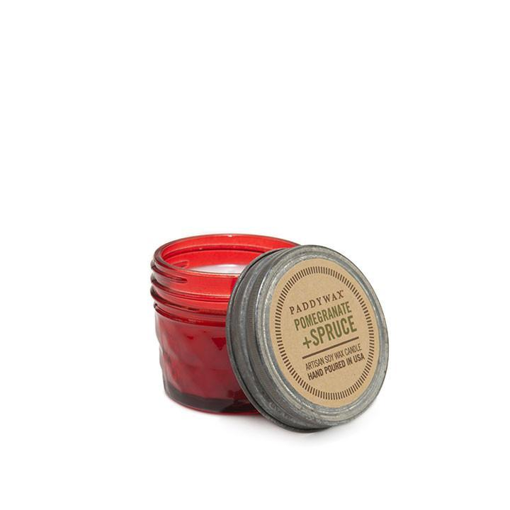 Pomegranate and Spruce Candle