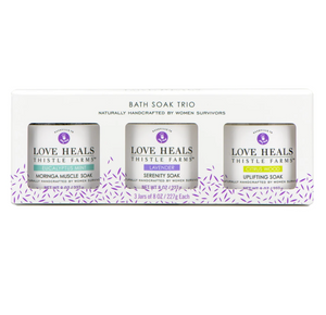 Thistle Farms Bath Soak Trio