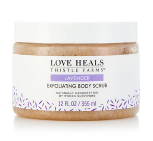 Thistle Farms Lavender Body Scrub