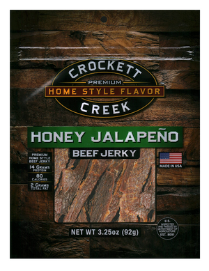 Crockett Creek Beef Jerky