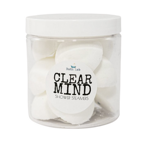 Clear Mind Shower Steamers
