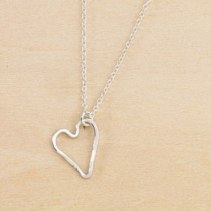 Freshie & Zero Necklace - Small Heart