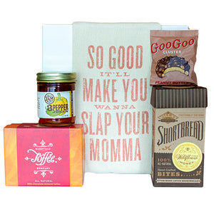 So Good Foodie Gift Set