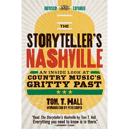 The Storyteller's Nashville Book