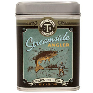 Streamside Angler Seasoning Blend