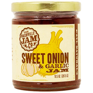 Sweet Onion & Garlic Jam