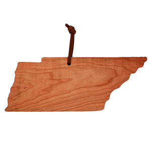 Tenneessee Shaped Cutting Board