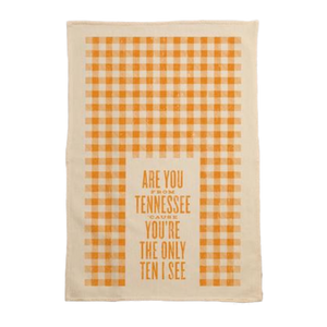 Are You From Tennessee Kitchen Towel