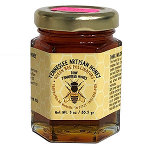 Tennessee Artisan Honey - 3oz Jar