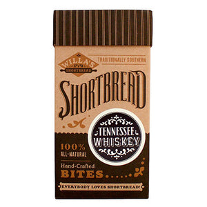 Tennessee Whiskey Shortbread Cookies