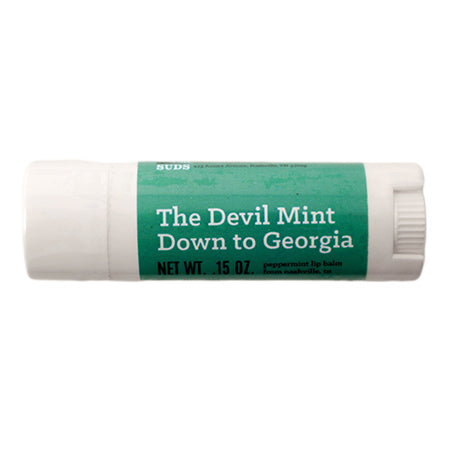 The Devil Mint Down to Georgia Lip Balm