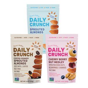 Daily Crunch Snack Mix - Diane's Kitchen