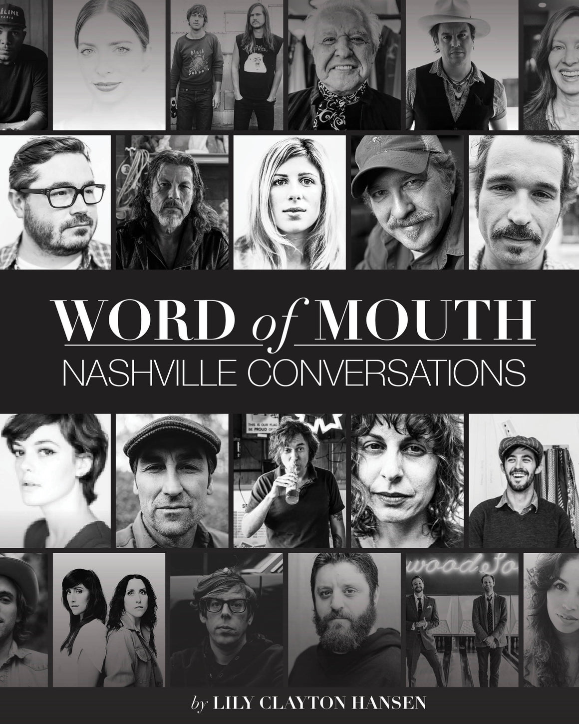 Word of Mouth: Nashville Conversations Book