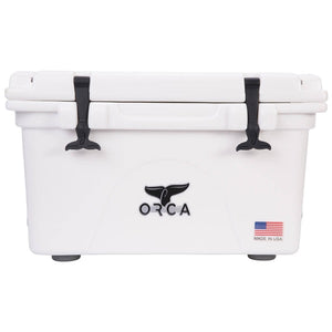 Orca 26-quart Cooler in White