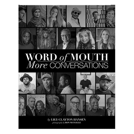 Word of Mouth: More Conversations Book