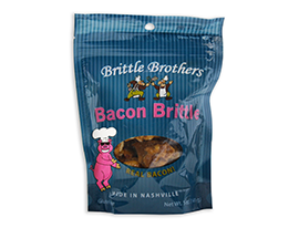 Brittle Brother's Bacon Brittle Bag
