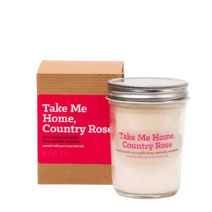 Take Me Home, Country Rose Candle