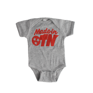 Made in TN Onesie