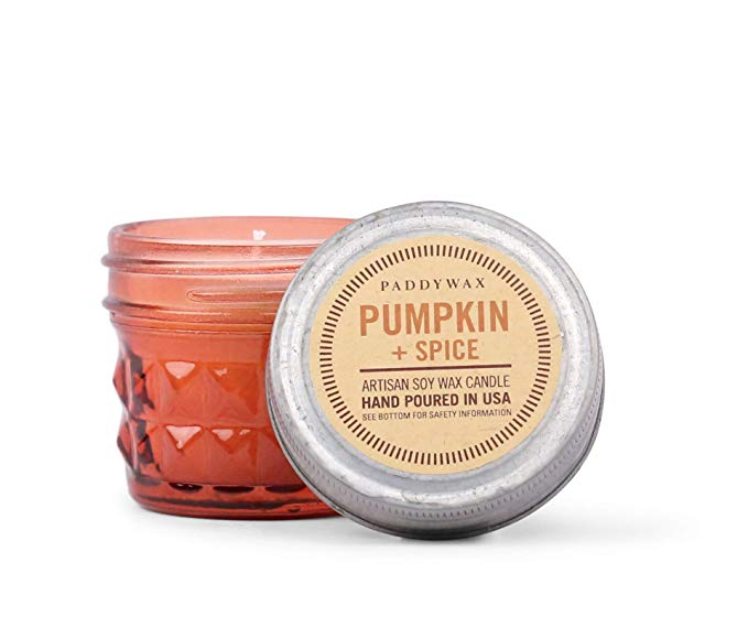 Paddywax Terracota Pumpkin Spice Candle