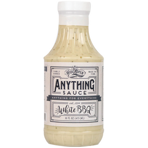 White BBQ Anything Sauce