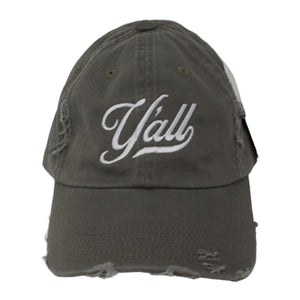 Y'all Script Hat