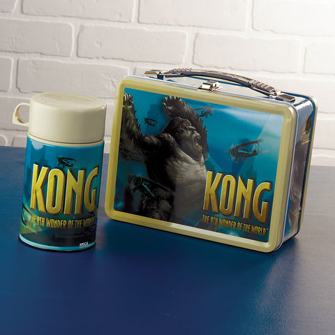 King Kong 8th Wonder Lunchbox