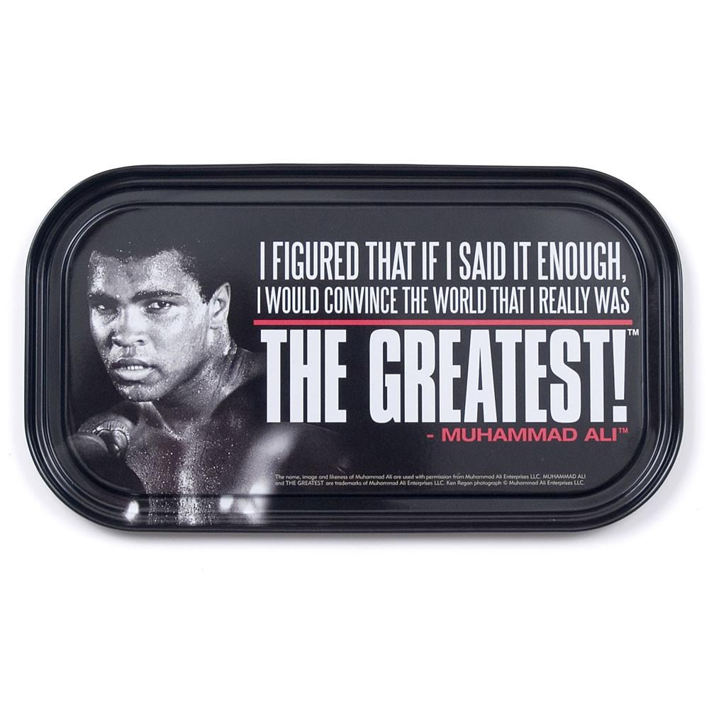 Muhammad Ali 'The Greatest' Magnetic Tin Sign