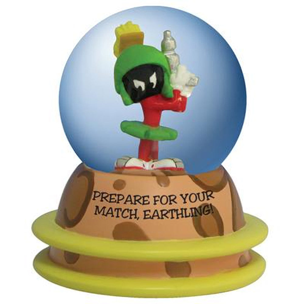 Marvin the Martian Waterglobe