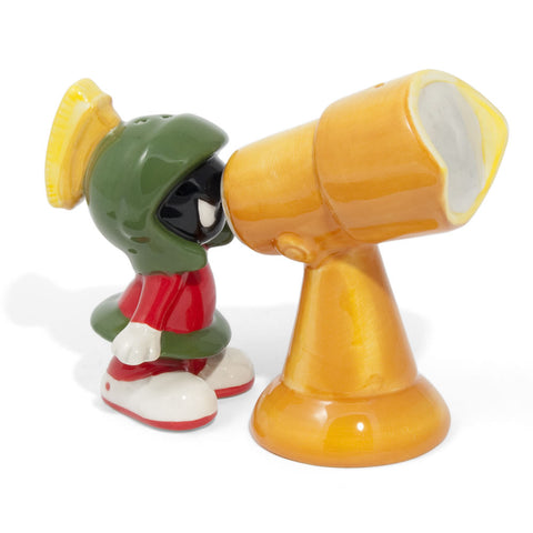 Marvin the Martian Salt & Pepper Shakers