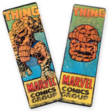 Marvel Comics The Thing 3D Bookmark