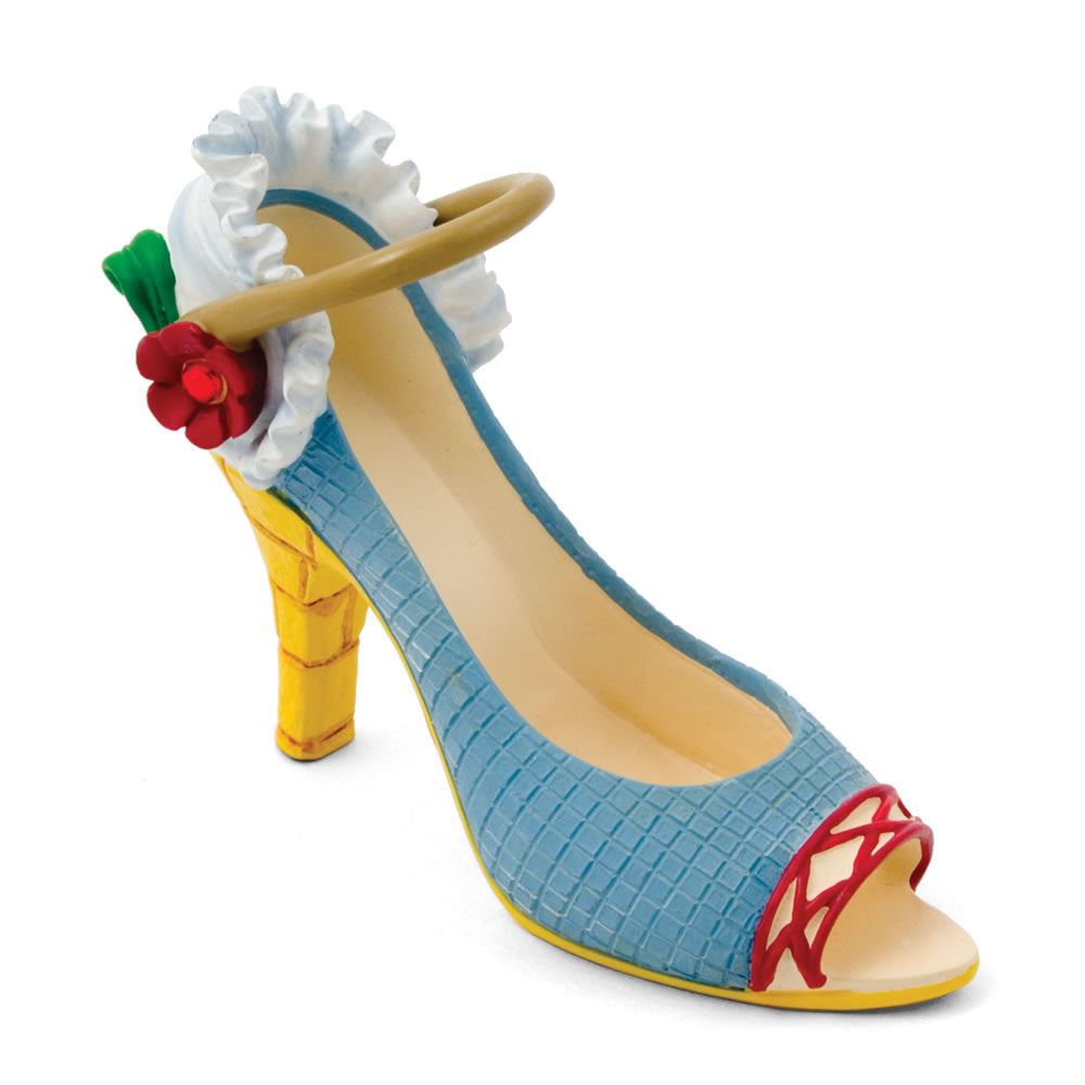 Wizard of Oz Dorothy Shoe Figurine