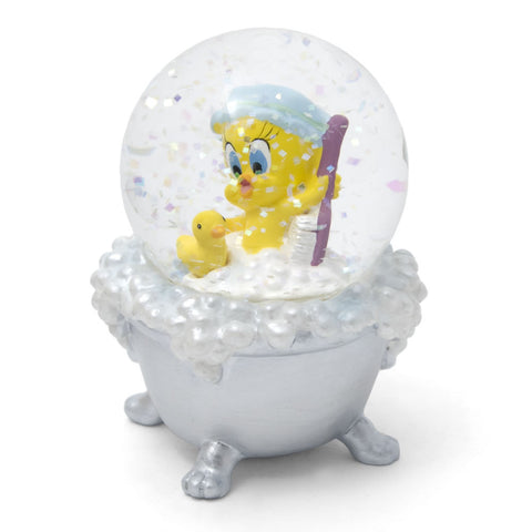 Tweety Bird Bathtime Waterglobe