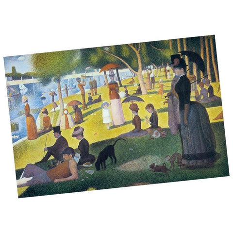 Georges Seurat 'Sunday Afternoon' Puzzle (NB)