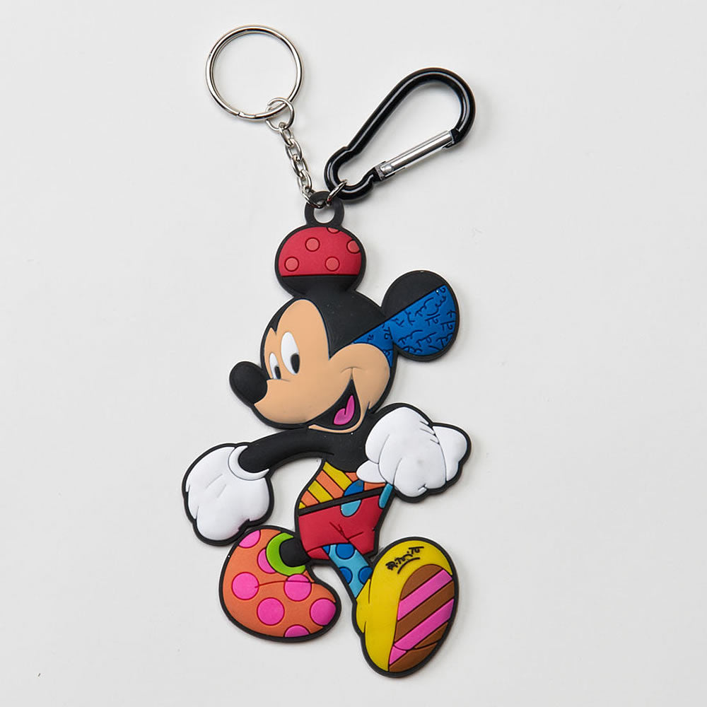 Mickey Mouse Vinyl Keychain by Britto