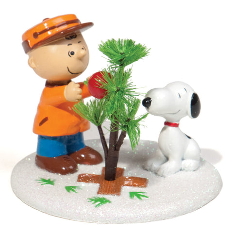 Peanuts 'The Perfect Tree' Figurine