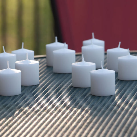 Citronella Votive Candles, Set of 12