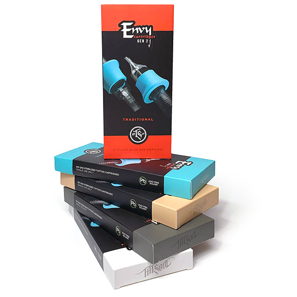 Envy Gen 2 Cartridges