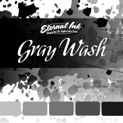 Eternal Ink Gray Wash