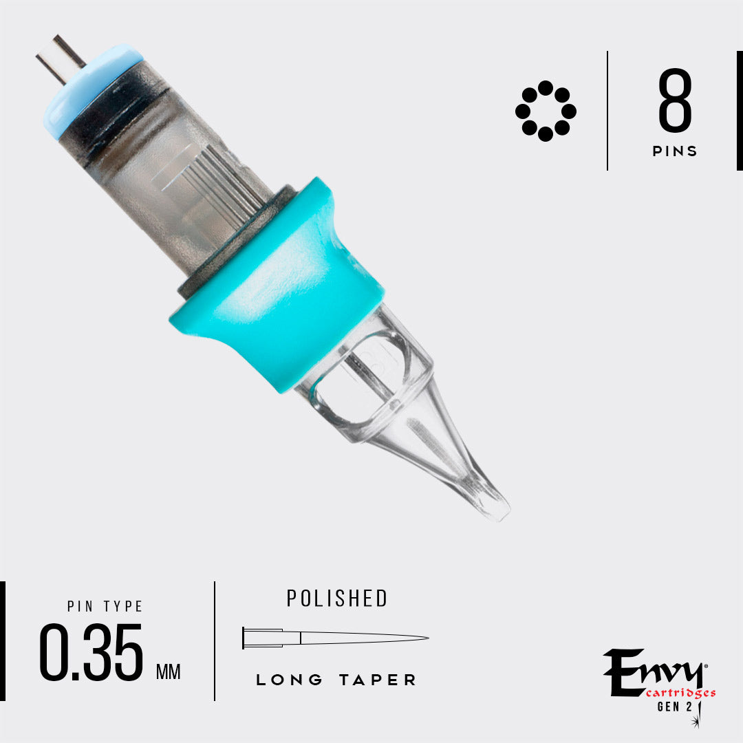 Envy Gen 2 Hollow Cartridges