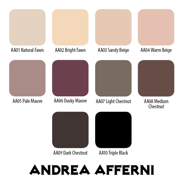 Andrea Afferni Signature Series Set