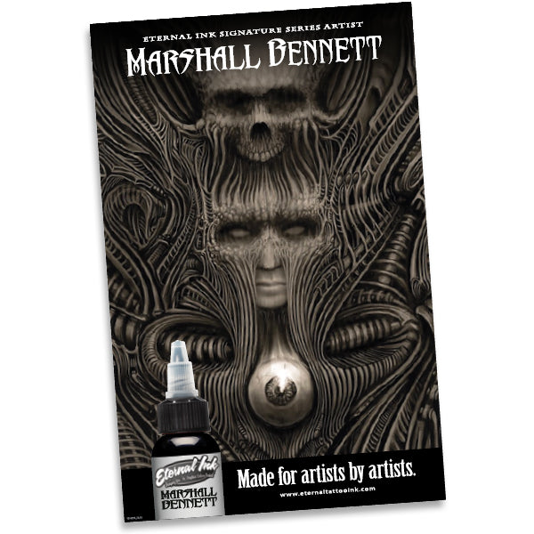Eternal Ink Marshall Bennett Poster