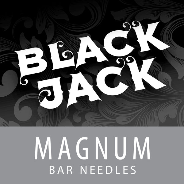 Black Jack Magnum Shader Bar Needles
