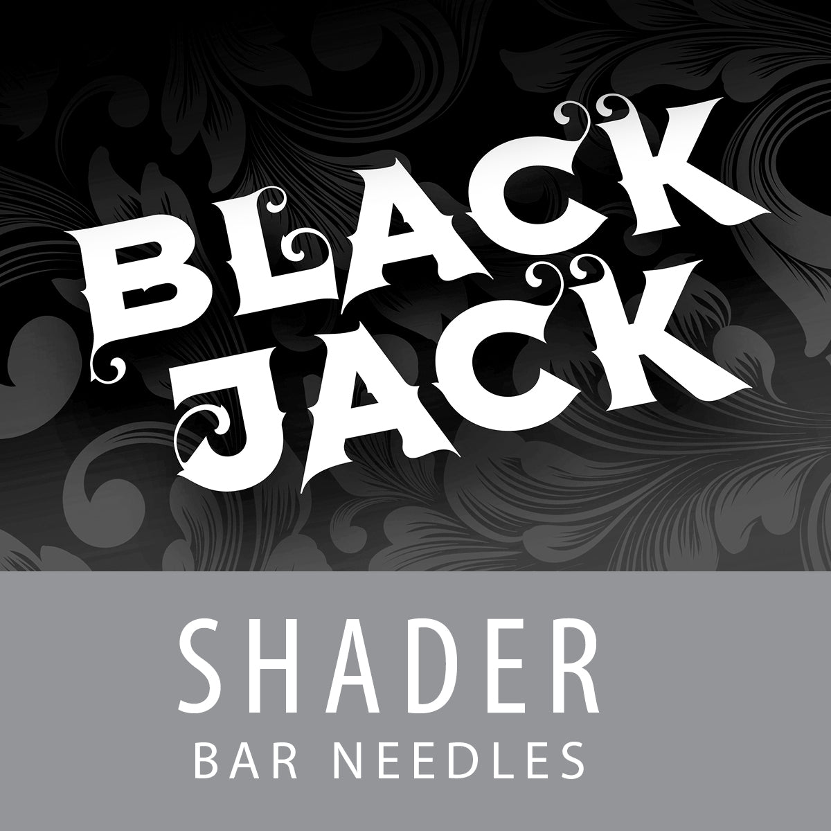 Black Jack Round Shader Bar Needles