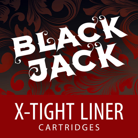 Black Jack Extra Tight Liner Cartridge Needles