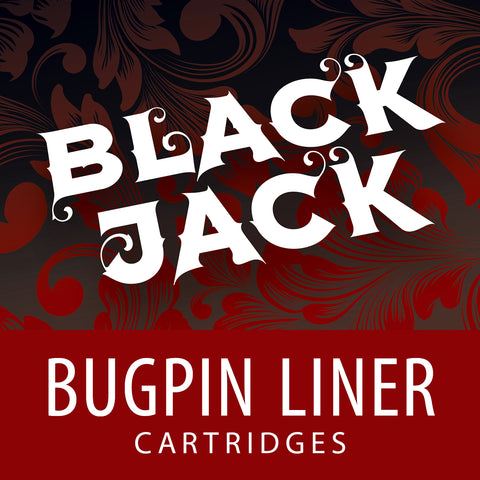 Black Jack Bugpin Liner Cartridge Needles