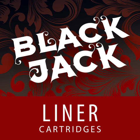 Black Jack Liner Cartridge Needles