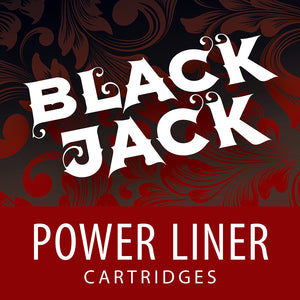 Black Jack Power Liner Cartridge Needles