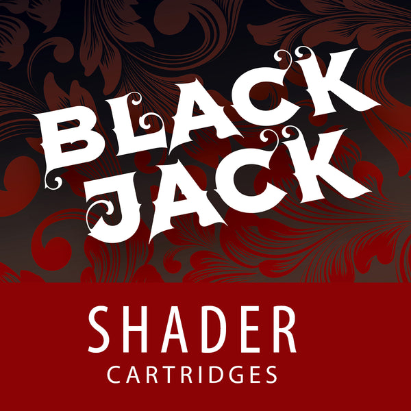 Black Jack Shader Cartridge Needles